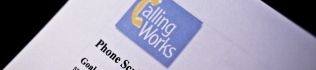 CallingWorks call campaigns - logo